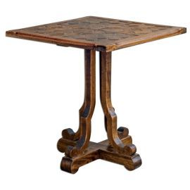 25596 Lucy Squared End Table