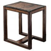 25604 Deni Wooden End Table
