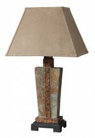 26322-1 Slate Accent Lamp
