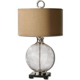 26589-1 Catalan Metal Accent Lamp