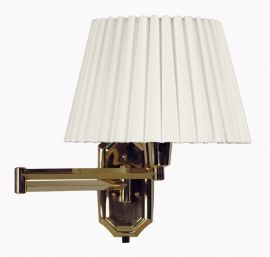 30120-1 Traditions Wall Swing Arm Lamp