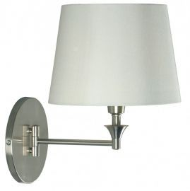 32180BS Martin Wall Swing Arm Lamp