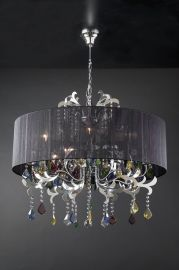 34116 PC  Torcello Chandelier