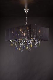 34118 PC  Torcello Chandelier