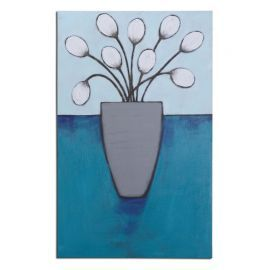 34410 Flower Pods Wall Art