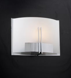 36639 PC Frost Portman Wall Sconce