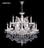 40257S22 IMPERIAL Crystal Chandelier