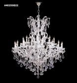 40259S22 IMPERIAL Crystal Chandelier