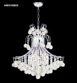 40316S22 IMPERIAL Crystal Chandelier