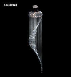 40407S22 IMPERIAL Crystal Chandelier