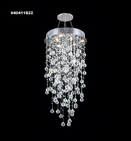 40411S22 IMPERIAL Crystal Chandelier