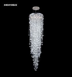 40418S22 IMPERIAL Crystal Chandelier