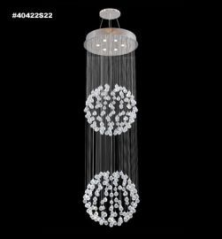40422S22 IMPERIAL Crystal Chandelier