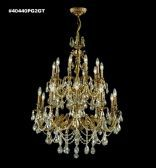40440PG22 IMPERIAL Crystal Chandelier
