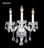 40463S44 REGAL Handcut/Polished Wall Sconce