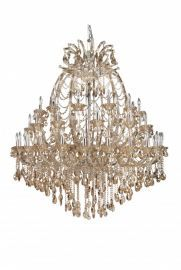 4307xxxl-gt 48 Light Champagne Color Crystal Chandelier