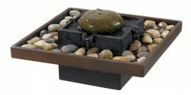 50233BRZ Bliss Indoor Table Fountain