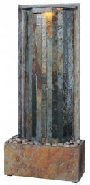 50285SL Waterwall Table/Wall Fountain
