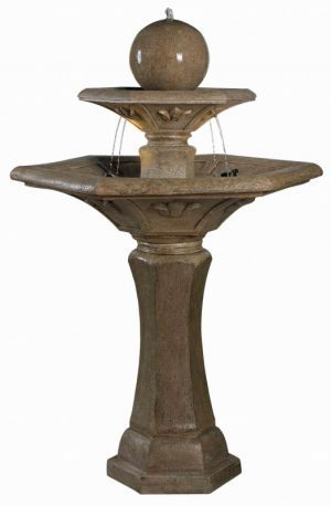 50325DT Provence Outdoor Floor Fountain