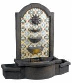 50721MD Cascada Floor Fountain