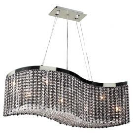 66010 PC Clear Clavius - I Chandelier