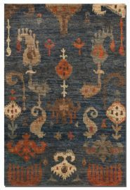 70007-8 Hand Knotted Bali 8 X 10 Rug