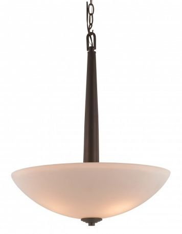70712 ROB 3-Light Pendant, Rubbed Oil Bronze Finish