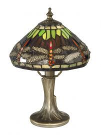7601/521 Dragonfly Table Lamp