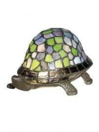 7908/816a Blue Turtle Accent Lamp