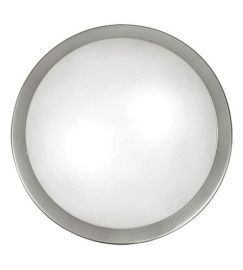 82941A 2-Light Ceiling / Wall Light, Matte Nickel