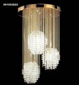 91593G22 IMPERIAL Crystal Chandelier