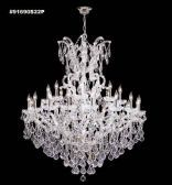 91690S22P IMPERIAL Crystal Chandelier