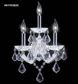 91703S00 Swarovski ELEMENTS Crystal Wall Sconce