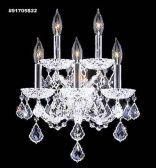 91705S22 IMPERIAL Crystal Wall Sconce