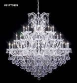 91770S2X IMPERIAL Crystal Chandelier