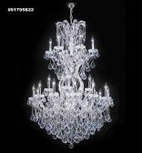 91795S2X IMPERIAL Crystal Chandelier
