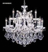 91800S22 IMPERIAL Crystal Chandelier