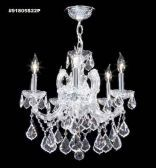91805S22P IMPERIAL Crystal Chandelier