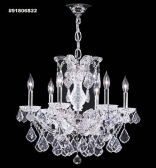 91806S22 IMPERIAL Crystal Chandelier