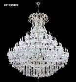 91830S1X SPECTRA Crystal Chandelier
