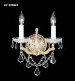 91922S11 SPECTRA Crystal Wall Sconce