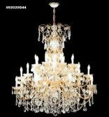 92020G22 IMPERIAL Crystal Chandelier