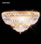 92053G22 IMPERIAL Crystal FlushMount