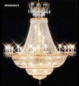 92062G22 IMPERIAL Crystal Chandelier