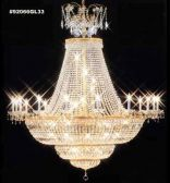 92066GL22 IMPERIAL Crystal Chandelier