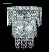 92231S22 IMPERIAL Crystal Wall Sconce