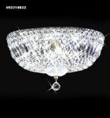 92314S00 Swarovski ELEMENTS Crystal FlushMount