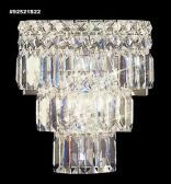 92521S11 SPECTRA Crystal Wall Sconce