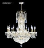 93101G22P IMPERIAL Crystal Chandelier