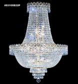 93105G22P IMPERIAL Crystal Chandelier